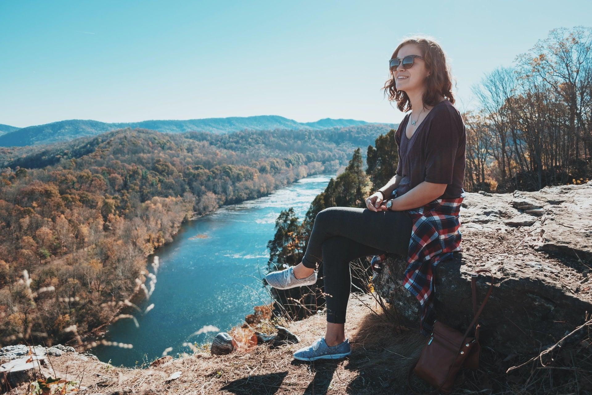 áo dài tay leo núi