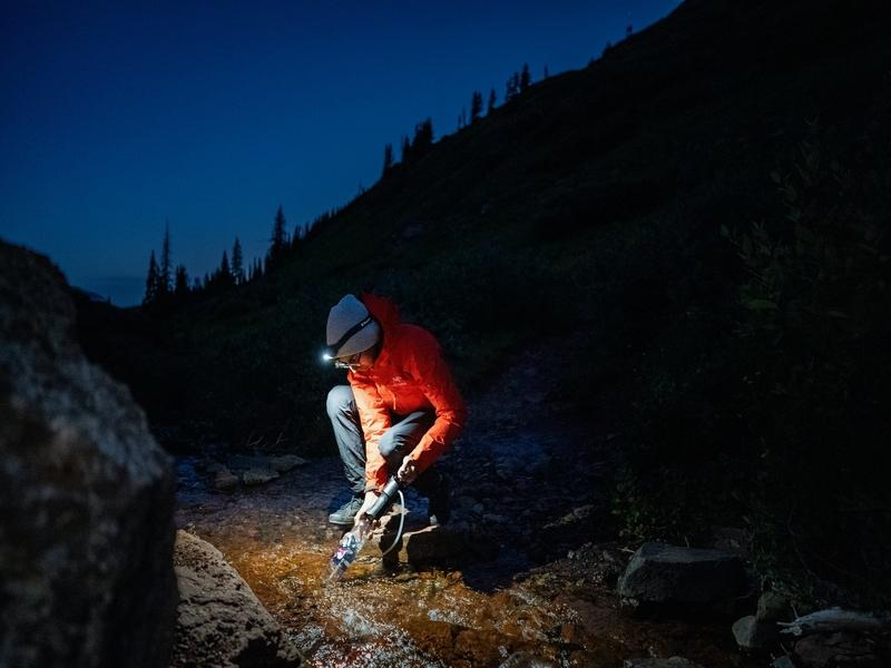 Các loại dụng cụ lọc nước du lịch leo núi cắm trại