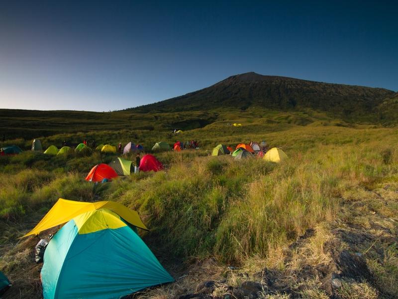 Cách chọn lều cắm trại