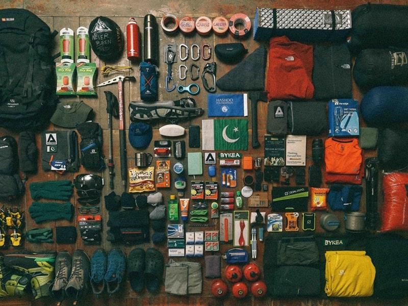 Chuẩn bị đồ Trekking như thế nào được gọi là tốt và đầy đủ?