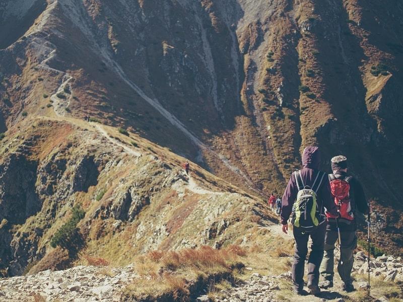 những điều cần lưu ý khi đi trekking
