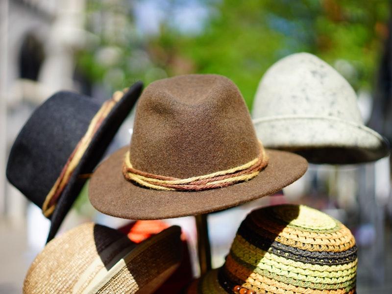 độ chống nắng UPF của mũ