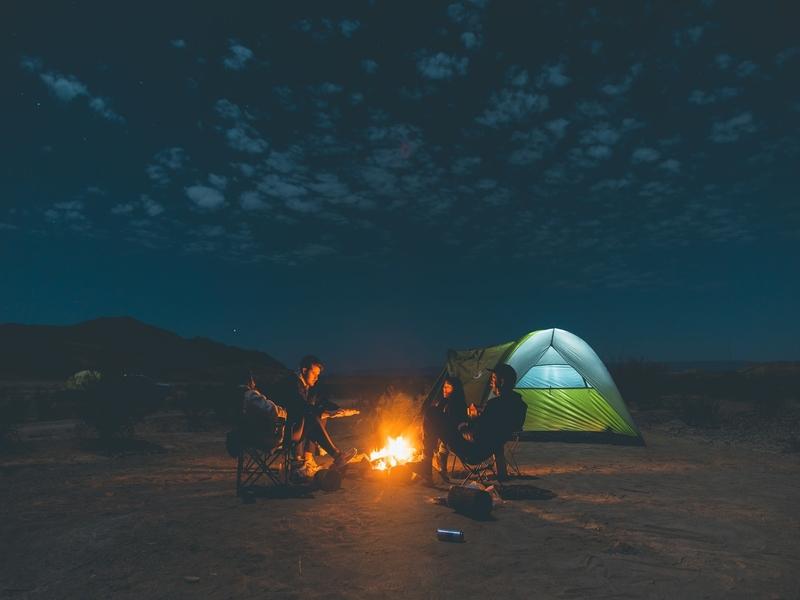 Tất tần tật kiến thức về lều cắm trại