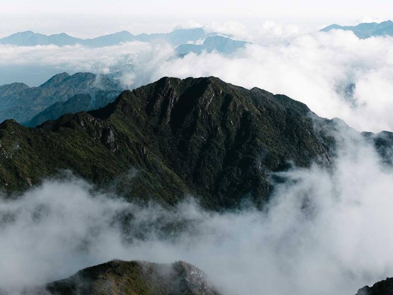 Khám phá và chinh phục núi Bà Đen nổi tiếng ở Tây Ninh