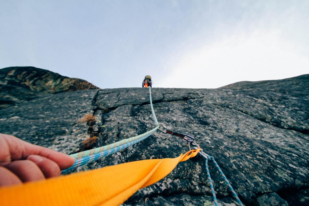 rock climbing là gì