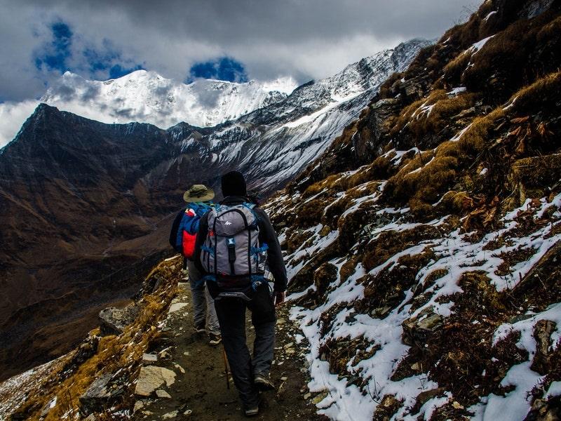 Trekking - Hoạt động đầy thách thức không dành cho người thiếu quyết tâm